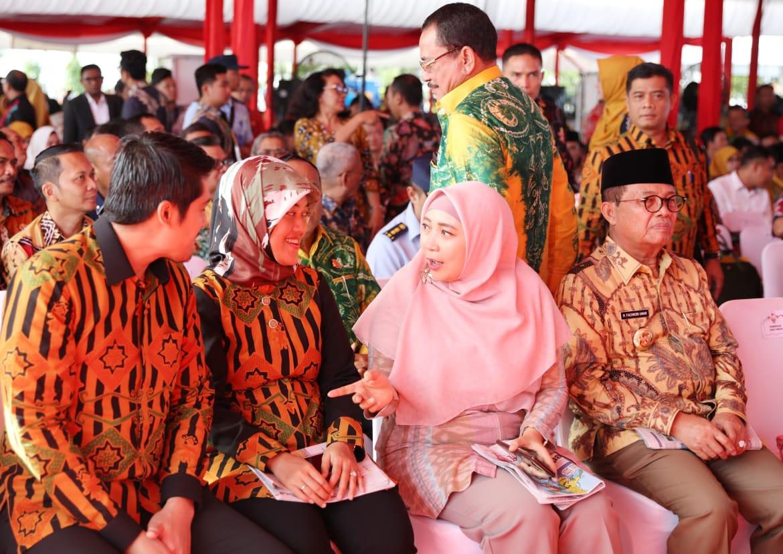 Wakil Gubernur NTB Hadiri Peringatan HPN 2020 di Kalimantan Selatan