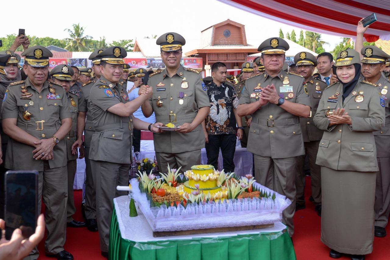 Kemendagri Dorong Satpol PP Yang Humanis