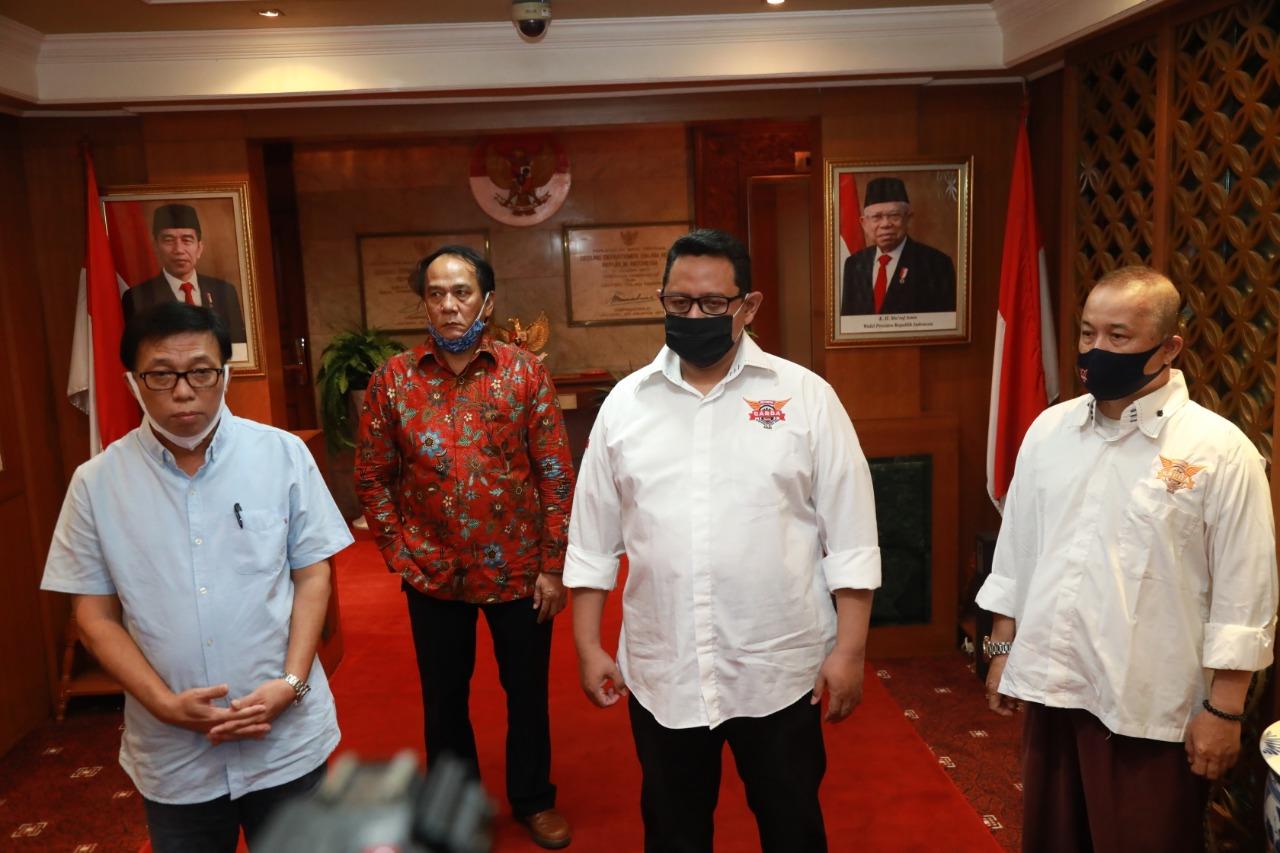 Presidium Garda Indonesia: Para Pengemudi Ojol Tak Perlu Resah, Polemik Telah Diselesaikan