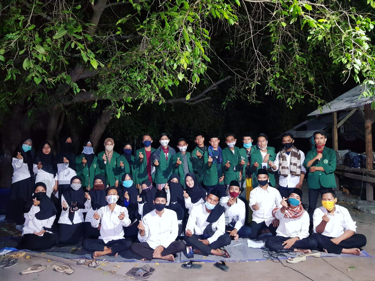BEM Universitas Hamzanwadi Gelar Raker Kabinet Gotong Royong 2020