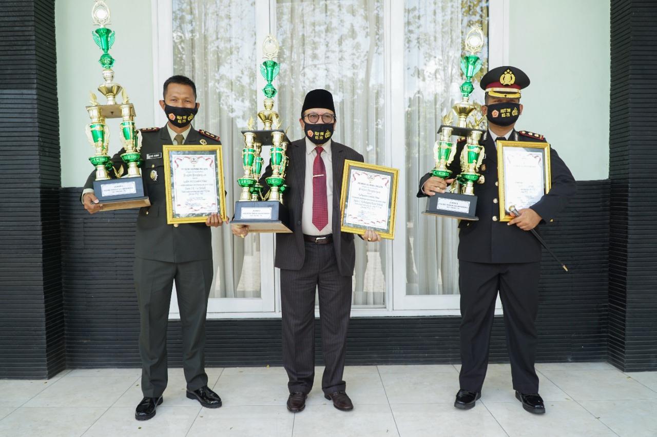 75 Tahun TNI, Sinergi untuk Negeri