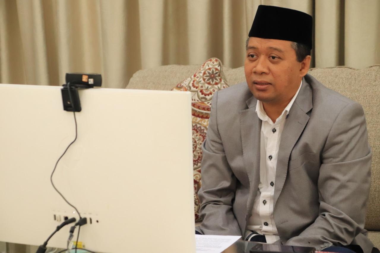 Gubernur NTB Ucapkan Selamat atas Dies Natalis Universitas Mataram yang ke-58