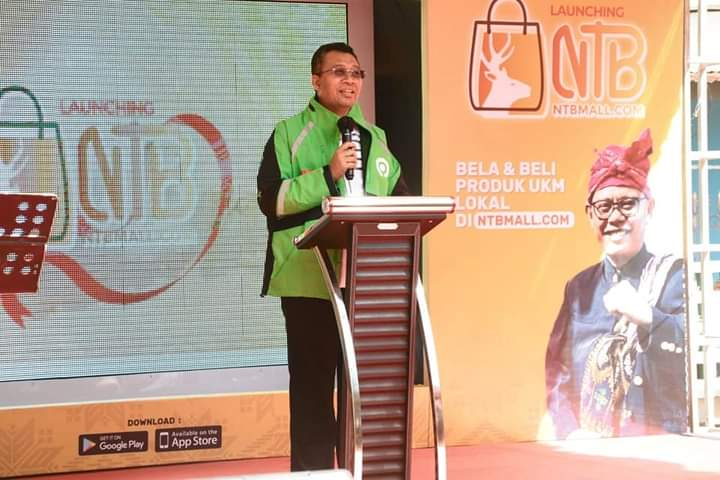 Launching NTB Mall, Solusi Percepat Marketing Produk UMKM Lokal