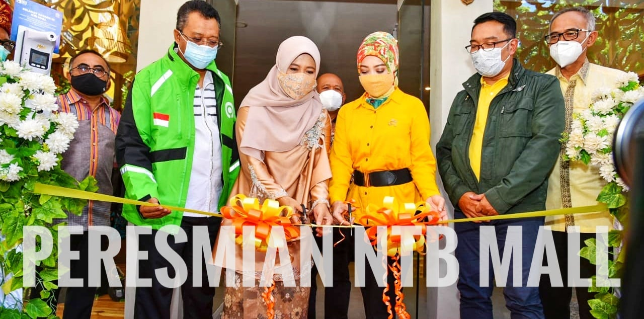 Bela Beli Produk Lokal, Bang Zul : Ayo Kunjungi NTB Mall
