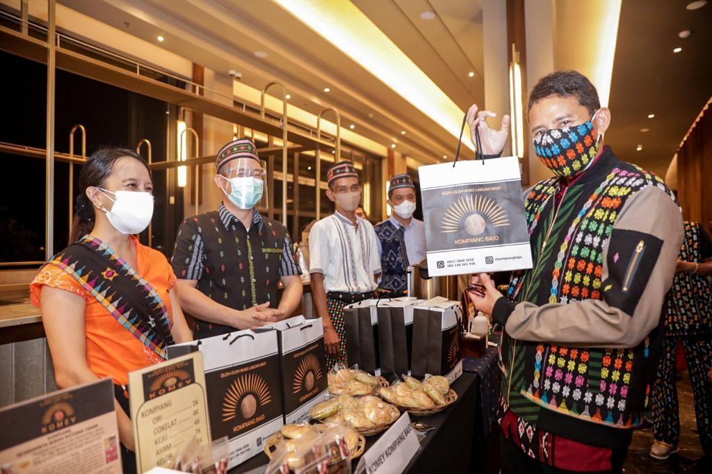 Kemenparekraf Siap Dukung Gerakan Nasional Bangga Buatan Indonesia (BBI) 2021